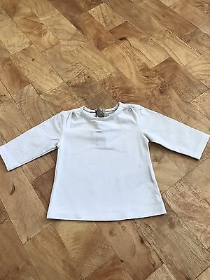 Burberry Baby Top Age 3 Months