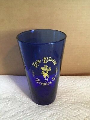 New Glarus Blue Brewing Co Pint Beer Glass