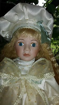 Haunted Doll Story w/ Porcelain Doll (Annalise)