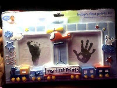 Disney Baby Baby's First Prints Kit New In Package