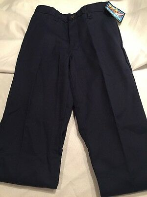 NWT Youth Boy Scouts of America Cub Scout Uniform Pants size 08 waist 24