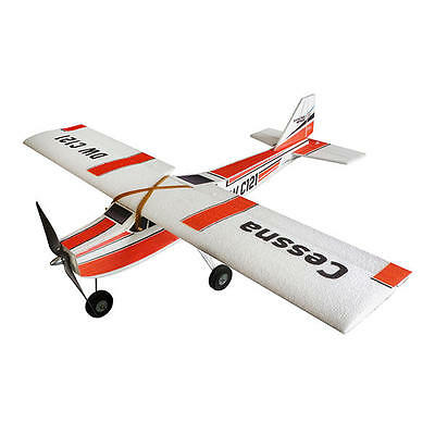 Cessna 960mm Wingspan EPP Polywood Training RC Airplane KIT A