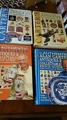 Carters Antique Guide Books