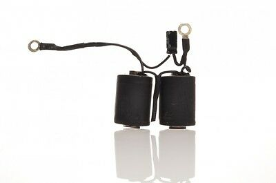 TATTOO MACHINE 30mm coils black rubber wrapped
