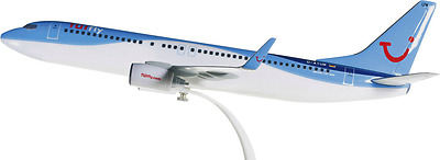 TUIfly Boeing 737-800 1:100 Herpa Snap-Fit 610254 Flugzeug B737