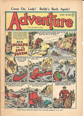 Adventure 1334 (Aug 12, 1950) high grade copy