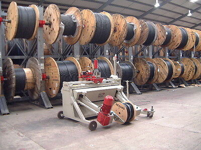50M - 10mm 6943X 3 CORE SWA STEEL WIRE ARMOURED on Plywood ~ 2 DAY DELIVERY <<