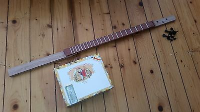 cigar box guitar- KIT - hand crafted by salty dog CBG
