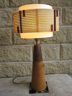 STUNNING 1950's/60s Table Lamp - 20th Century - Fully Working