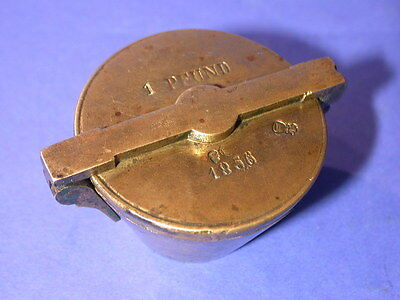 bg515, Bechergewicht, nested cup, weight, Chemnitz, Gewicht,