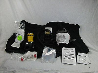 3M RRPAS Rapid Response Powered Air System New