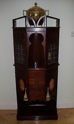 Magnificent Art Nouveau Cabinet from Liberty of London