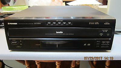 Pioneer Laserdisc Player CLD-M301, 5 CD Disc Changer