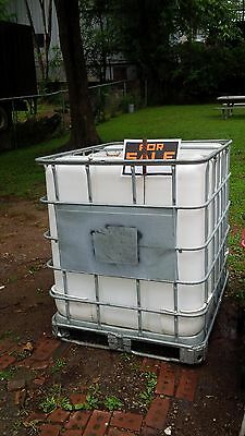 275 Gallon Tote Water Storage Container Tank