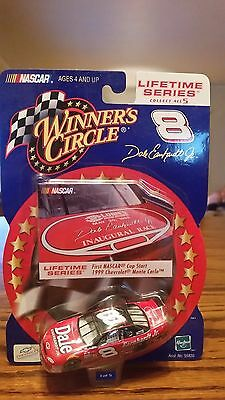 Winners Circle Lifetime 1999 Series #1of 5 DALE EARNHARDT Jr First Cup Start #8