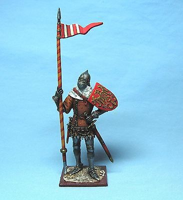 The Bohemian Knight, the mid-14th century. 54mm