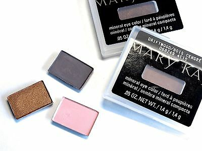 NEW Mary Kay Mineral Eye Color shadow (You Choose Color) Fast Free Shipping