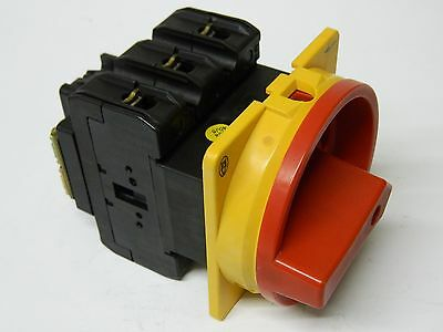 Moeller P3-63 3P + N,E Front mounted isolator 63amps