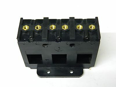 CTT 3X 60/5 60A Moulded Case Current Transformer 3X 60/5  2.5VA