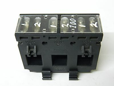 Crompton M3N1-35 3X 100/5 100A Moulded Case Current Transformer 3X 100/5  1.5VA