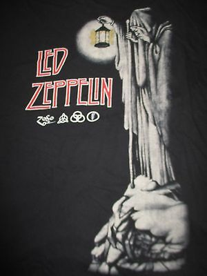 "Zoso Repro LED ZEPPELIN IV ""STAIRWAY TO HEAVEN"" (XL) T-Shirt"