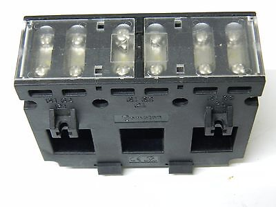 Crompton M3N1-35 3X 125/5 125A Moulded Case Current Transformer 3X 125/5  1.5VA