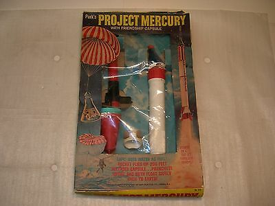 Vintage Parks Project Mercury Friendship Capsule Space Toy Rare !!