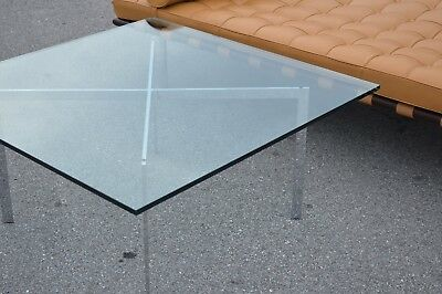 Barcelona Coffee Table Reproduction by Ludwig Mies van der Rohe