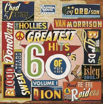 Greatest Hits of the '60s Volume 1 (Two CD Set)