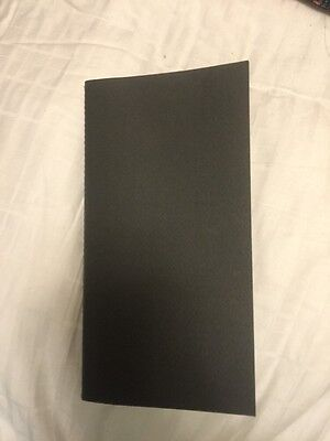Midori Traveler's Notebook ruled - Black New
