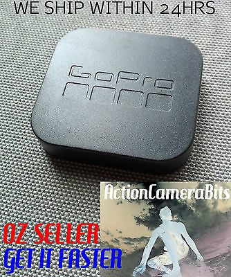 LOGO GoPro Hero 5 6 Black lens cap cover protector Protective action camera