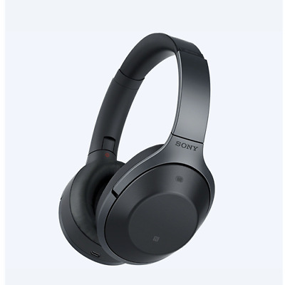 Sony MDR1000X Noise Cancelling Bluetooth Headphone..