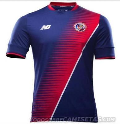 Costa Rica soccer Jersey Special Edition 17/18