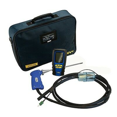 anton sprint evo flue gas analyser