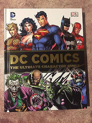 Brand New DC Comics: The Ultimate Character Guide (Hardcover). Express Post.