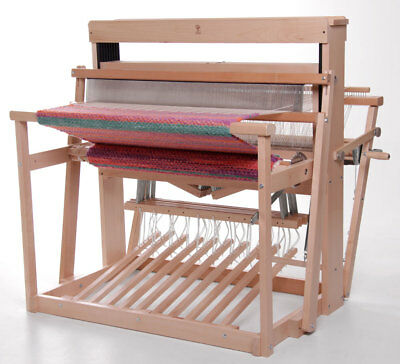 Ashford Jack Loom Eight Shaft 97cm Floor Loom JL90ES for Weaving