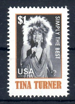 """Tina Turner """"Simply the best"""" USA Local Post; (M-7877)"""