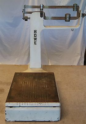 Vintage Howe Model 8350 Scale 0-55 Lbs Collectible