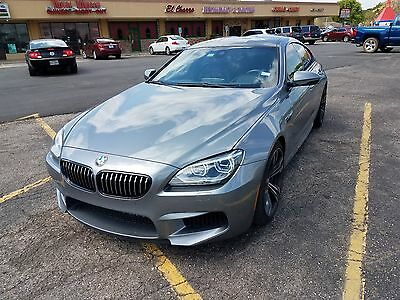 2014 Bmw M6  M6 Gran Coupe Bmw 2014 34K Miles Competition Package 600 Hp