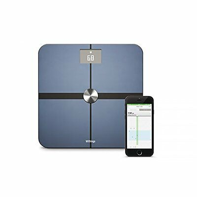 Withings Smart Body Analyzer Wi-Fi Scale Body Composition WS-50 Original - New