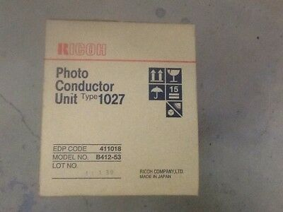 Ricoh Photo Conductor Unit Type 1027