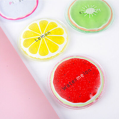 Lovely Travel Portable Cooling Ice Bag Sweet Fruit Series Cooling Ice Bag Summer