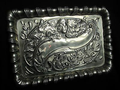 Silver Plated Tray by James Dixon & Sons of Sheffield