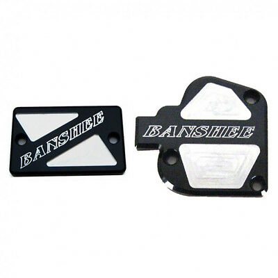 ModQuad Brake and Throttle Cover Set | Black | TSET1-BBLK