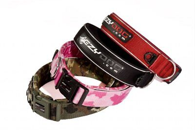 EZYDOG NEO CLASSIC DOG COLLAR High Quality, Strong and Reflective - 60 %OFF