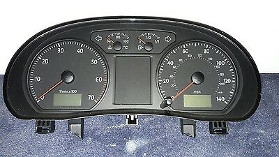 VW Polo Instrument Panel 6Q0 920 903J