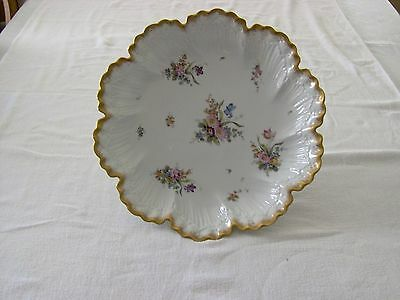 Antique Limoges Platter/charger W G Company France