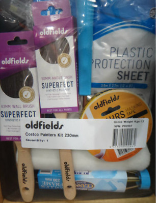 Oldfieds Painters Kit For Professionals & DIY Free Postage Superfast Delivery!!
