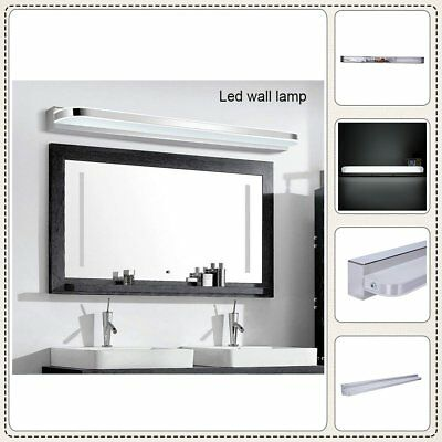 Modern 14W LED Wall Lamp Make-up Bathroom Cabinet Lights Front Mirror Lighting