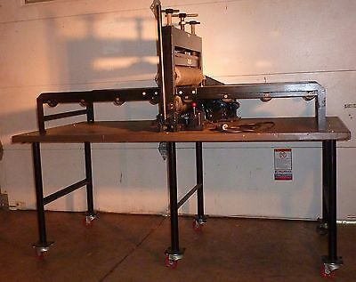 """Etching Press Wright Combination Motorized 27"""" X 48"""" Bed"""